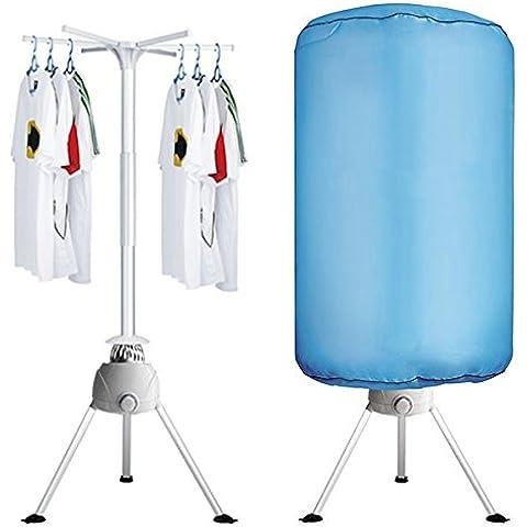 Turbo Asciugabiancheria elettrico riscaldato ad aria calda dry stendibiancheria asciugatrice