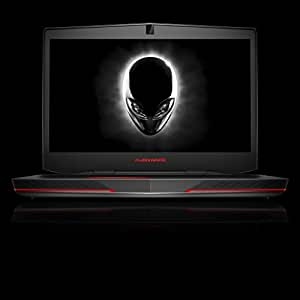 """Dell Alienware 17 i7-4910MQ 32GB PC Portable 17"""" Noir (Intel Core i7, 32 Go de RAM, 1000 Go, nVidia 880M 8GB, Windows 8.1)"""