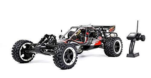 5 2WD hoch mit Benzinmotor für Erwachsene/zweireihiger Schalldämpfer Auspuffrohr / 45cc Einzelzylinder/Vier Benzinmotor (LxBxH: 817x480x255mm) ()