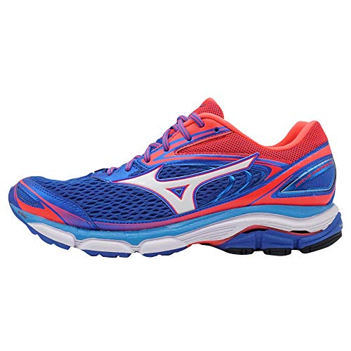 Mizuno Wave Inspire 13 (W) Donna Scarpe Sportive Running Blu, Taglia:44