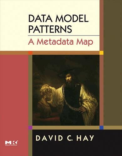 Data Model Patterns: A Metadata Map (The Morgan Kaufmann Series in Data Management Systems) C-map Pc