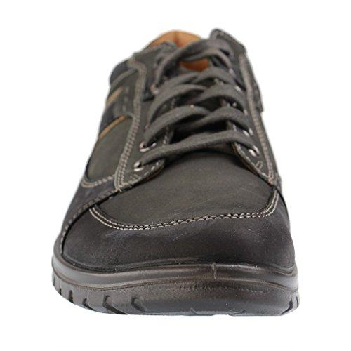 Jomos , Chaussures de ville à lacets pour homme Schwarz