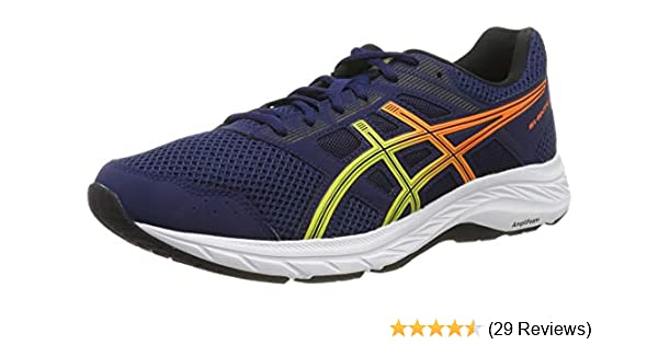 b947126cf2 ASICS Men's Gel-Contend 5 Running Shoes, : Amazon.co.uk: Shoes & Bags