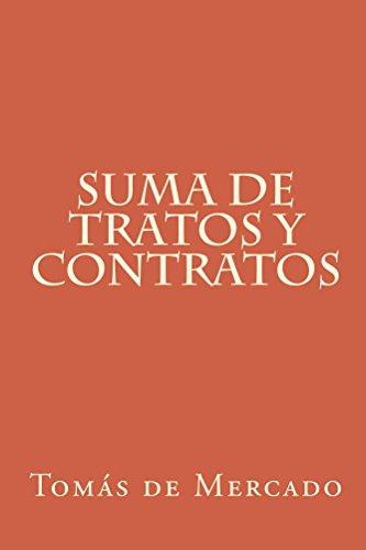 Suma de tratos y contratos por Tomás de Mercado