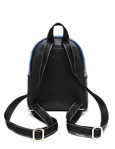 CWTCH , Damen Rucksackhandtasche Blau