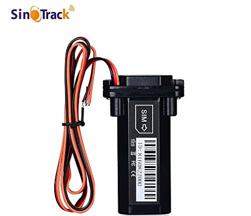 Waterproof GSM GPS tracker for Car/Bike with Built-in Battery & Free Lifetime Online Tracking Software System