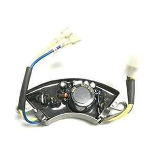 YAMASCO A 3.5 kW 3500W Generator AVR automatischer Spannungs Gleichrichter Regler für Aluminium