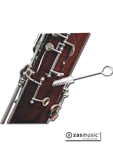 Bürste für die Reinigung von Bohrlöchern (Schlüssel des Fagott