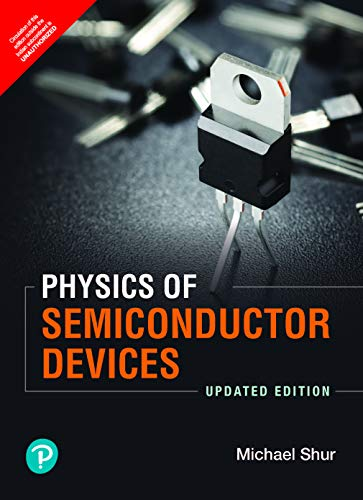 Physics of Semiconductor Devices by Pearson - Updated Edition