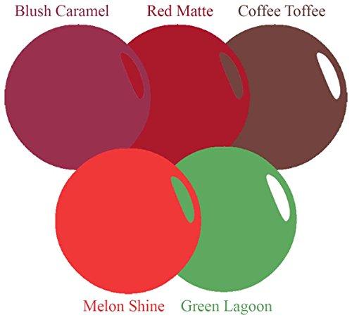 Color Fever Color Fever Multi Shine Nail Polish Value Pack