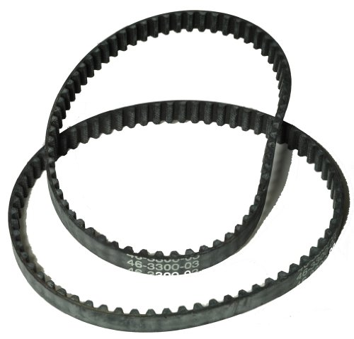 Kenmore Power-Düse Gear Gürtel, Nummer auf Gürtel 46-3300-03 -
