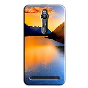 SUNRISE RIVER VIEW BACK COVER ASUS ZENFONE 2