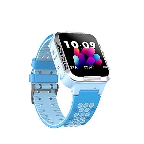 Preisvergleich Produktbild 2019 Neue Multifunktionale Kindersicherheit Positionierung Tracker Stimme Micro Chat SOS Rettungs Bidirektionale Anruf wasserdichte Smart Watch