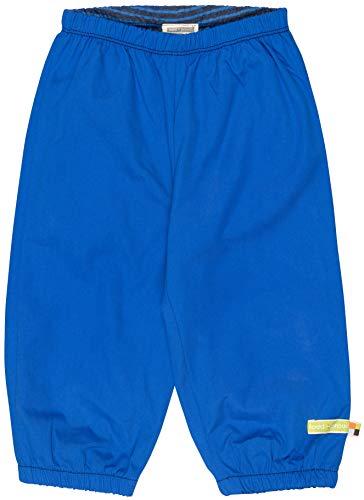 loud + proud Unisex Baby Wasserabweisende Bio Baumwolle, GOTS Zertifiziert Hose, Blau (Cobalt Cob), 92 (Herstellergröße: 86/92)