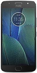 Lenovo Moto G5S Plus Smartphone, Dual SIM, Memoria Interna da 32 GB, Grigio