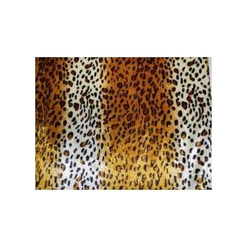 leopard tierfellimitat velboa stoff meterware. Black Bedroom Furniture Sets. Home Design Ideas