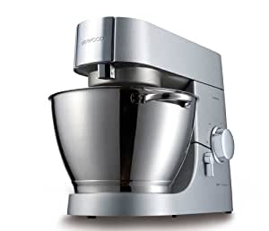 Kenwood KMC010 Chef Stand Mixer, Titanium - Silver