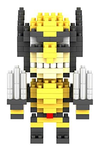 iBlock Fun - Bloques construcción miniatura LOZ - Lobezno