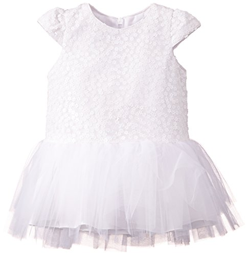 Caramel au Sucre Baby - Mädchen Taufbekleidung, Einfarbig Gr. 86, weiß