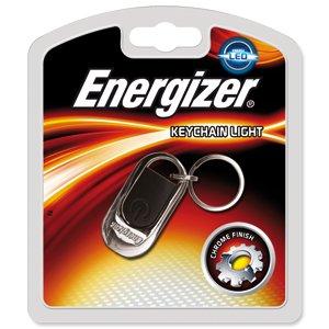 Energizer Taschenlampen HiTech 632628 silber Keyring (Schlüsselanhänger-taschenlampe Energizer)