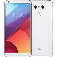 LG G6 -Smartphone libre Android (Pantalla QHD Plus Full Vision de 5,7'', cámara de 13 MP, 32GB de memoria, Android 7.0), blanco