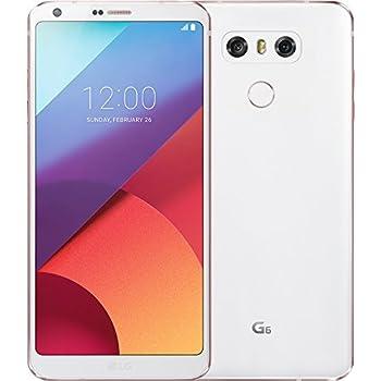 Lg G6 Smartphone 5 7 Zoll Wei 223 Amazon De Elektronik