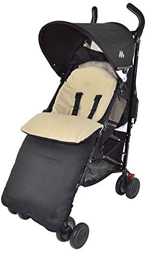 For-your-Little-One - Saco para carrito de bebés, compatible con la silla de paseo Britax Sand.