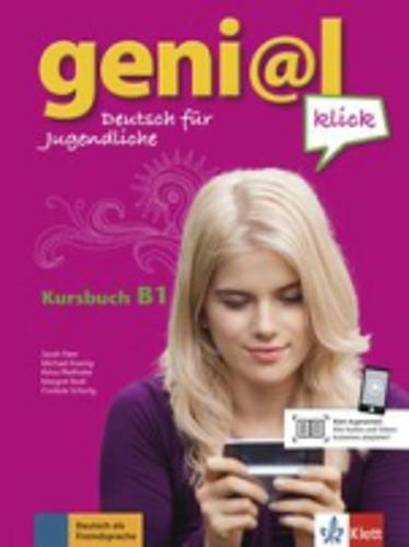 geni@l klick / Kursbuch mit 2 Audio-CDs B1: Deutsch als Fremdsprache für Jugendliche