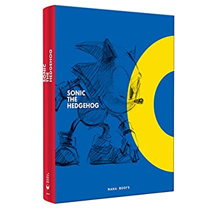Sonic le hérisson - artbook anniversaire