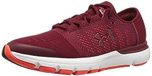 Under Armour Men's Ua Speedform Gemini Vent Training Shoes, Red (Cardinal 600), 9 UK