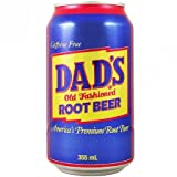 Dad's Root Beer (355ml) x 24 Cans
