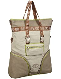 Poodlebags  GERMAN COUTURE - Bauhaus chic - Weimar - green, shoppers femme