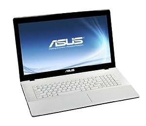 "ASUS X75VD-TY233H Ordinateur Portable 17.3 "" 750 Go NVIDIA GeForce GT 610M Windows 8 Blanc"