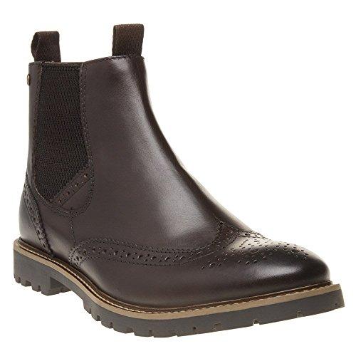 Base London Bosworth Homme Boots Marron