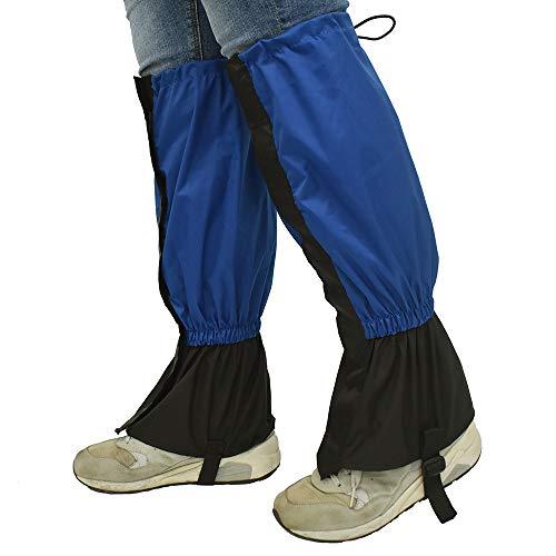 8569930c6fce6c TourKing Wandern Gaiters 1 Paar Wasserdichte Outdoor Walking Klettern  Schneeschuhe Legging Gamaschen Männer Frauen Jagd Laufen