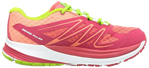 Salomon Sense Pulse, Chaussures de Course Femme pink
