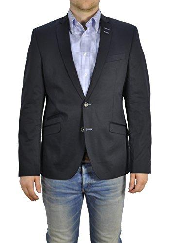 Michaelax-Fashion-Trade -  Giacca da abito  - Basic - Uomo Blau(690)