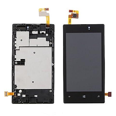 Ecran Tactile Lumia 520 - ixuan Vitre Ecran Tactile LCD Assemblé Complet