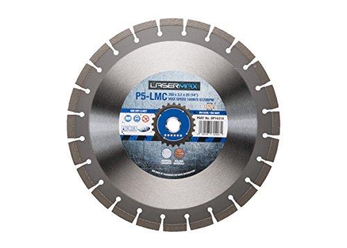 314p5-lmc Lasermax Klinge für Beton und armiertem Beton, silber, 350x 20mm ()