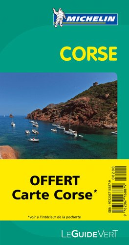 Guide Vert Corse par Collectif Michelin