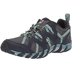 Merrell Waterpro Maipo 2, Zapatillas Impermeables para Mujer, Azul Navy/Smoke, 38 EU