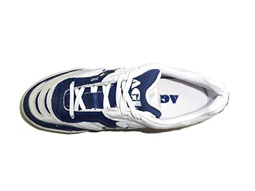 AGLA , Chaussures pour homme spécial foot en salle White/navy