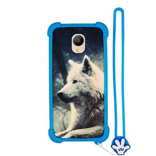 Hülle für elephone p25 hülle Silikon Grenze + PC hart backplane Schutzhülle Case Cover Lang