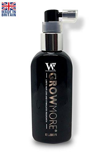 Haarwuchsserum–Grow-More-Elixir von Watermans, 100ml–für Haarwachstum und...
