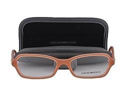 Emporio Armani EA 3009 Eyeglasses 52-16-135 Opal Light Coral 5083 EA3009