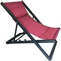 Smart Shelter Super strong Folding Relax Outdoor and Indoor Chair(with foam padded cushions)