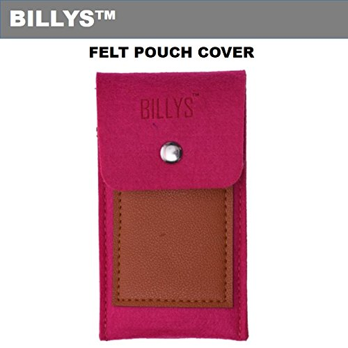 Billys Felt Pouch Mobile Cover for ZTE RELIANCE D286  available at amazon for Rs.199