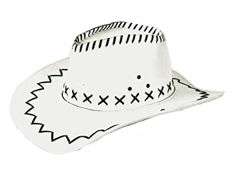 Costumes Au Mexique - Chapeau cowboy country