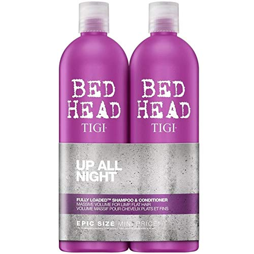 TIGI Bed Head Voll geladenes Tween-Duo (Shampoo, Conditioner), 2 x 750 ml