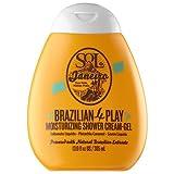 Sol de Janeiro brasiliano 4Play idratante doccia crema-gel